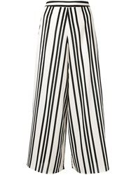 Alice Olivia Sherice Trousers Red