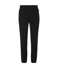 Z Zegna Tech Merino Sweatpants Black