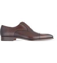 Magnanni Toecap Oxford Shoes Brown