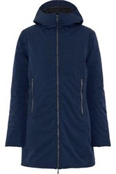 Fusalp Argentiere Shell Down Hooded Jacket Navy