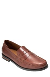 Cole Haan Men's Pinch Friday Penny Loafer Woodbury Handstain Leather