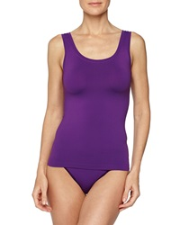 Hanro Touch Feeling Stretch Jersey Tank Top Cool Lilac