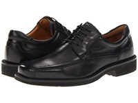 Ecco Seattle Bicycle Toe Tie Black Men's Lace Up Casual Shoes