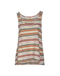 Levi's Made And Craftedtm Topwear Vests Women Ivory