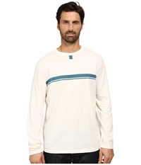 Tommy Bahama Relax Surfer Long Sleeve Tee Coconut Men's T Shirt Beige