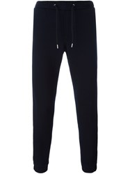 Msgm Tapered Trousers Blue