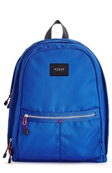 Men's State Bags 'Bedford' Backpack Blue Royal Blue