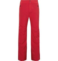 Kjus Formula Insulated Ski Trousers Red