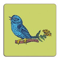 Avenida Home Puddin' Head Bird Placemat Sparrow