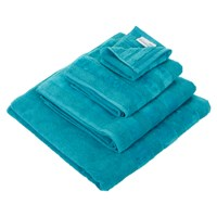 Designers Guild Coniston Towel Turquoise Hand Towel