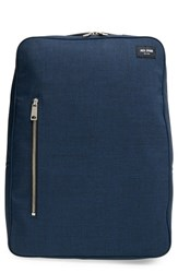 Men's Jack Spade 'Stanton' Tech Oxford Backpack Blue Navy