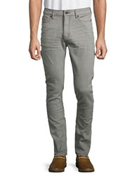 Kenneth Cole Slim Leg Skinny Jeans Grey