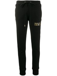 Versace Jeans Couture Logo Print Track Trousers 60