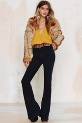Nasty Gal Denim The Give Them Bell