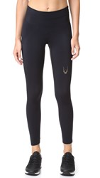 Lucas Hugh Core Performance 7 8 Leggings Black