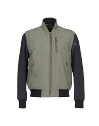 Jijil Jackets Military Green