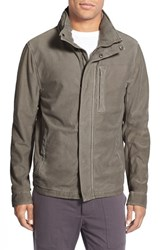 Men's James Perse Utility Jacket Granite