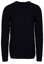 Villain Jason Jumper Navy Blue
