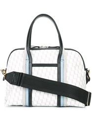 Pierre Hardy Rally Tote White