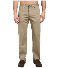 Mountain Hardwear Passenger Five Pocket Pants Khaki Men's Casual Pants