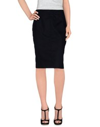 Escada Skirts Knee Length Skirts Women Black