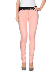 Balenciaga Denim Pants Pink