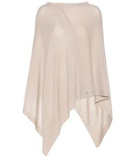81 Hours Conor Cashmere Poncho Beige