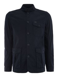Duck And Cover Wilderness Jacket French Navy