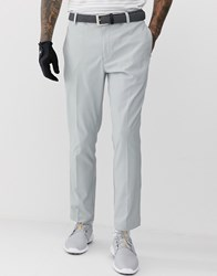 Puma Golf Tailored Trousers In Grey 57872003