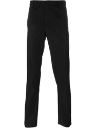 Stephan Schneider 'Cross' Trousers Black