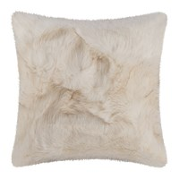 Etro Hesdin Faux Fur Cushion 45X45cm Beige