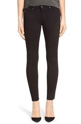 Ag Jeans Women's Ag 'The Legging' Ankle Super Skinny Jeans Super Black