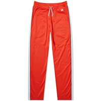Ami Alexandre Mattiussi Taped Track Pant Red