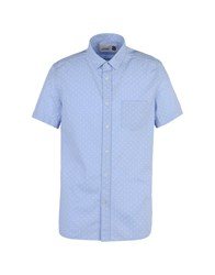 8 Shirts Shirts Men Sky Blue