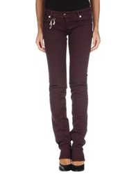 Jfour Casual Pants Deep Purple
