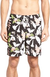Tommy Bahama Men's Big And Tall Naples Brego Blooms Swim Trunks