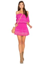 Piper Butuan Off The Shoulder Dress Pink