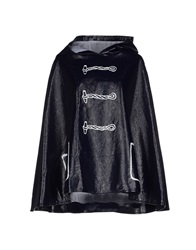 Band Of Outsiders Capes Dark Blue