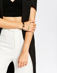 Monki Gold Hand Harness