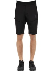 Hydrogen La Cotton Sweat Shorts Black