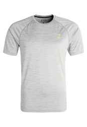 Your Turn Active Sports Shirt Wild Dove Grey