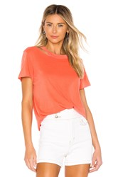 N Philanthropy Zander Tee Orange