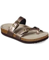 Skechers Women's Relaxed Fit Granola Home Grown Casual Sandals From Finish Line Bronze