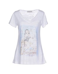 Athletic Vintage Topwear T Shirts Women