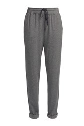 French Connection Estella Jersey Tweed Joggers Grey