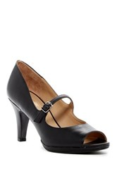 Naturalizer Iris Mary Jane Pump Wide Width Available Black