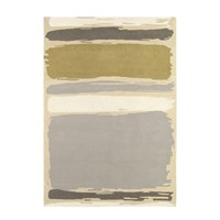 Sanderson Abstract Linden Silver Rug 170X240cm