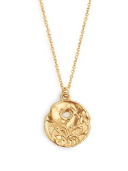 Alighieri Scorpio Gold Plated Necklace