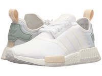 Adidas Nmd_R1 Footwear White Footwear White Tactile Green Women's Running Shoes