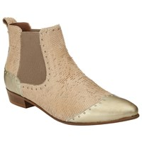 Alice By Temperley Somerset By Alice Temperley Pibsbury Ankle Boots Natural